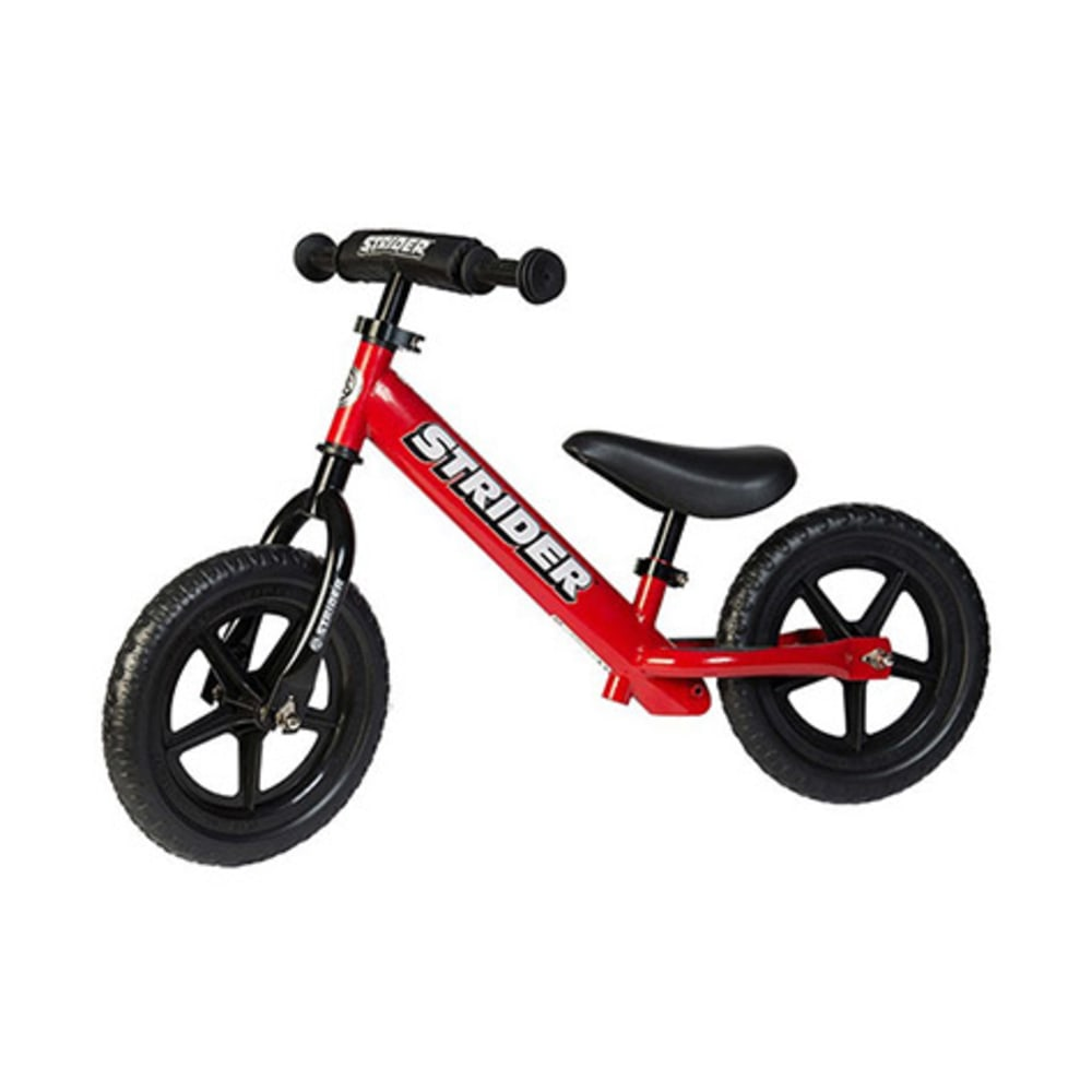 STRIDER Kids' Sport 12 Bike, Red - RED