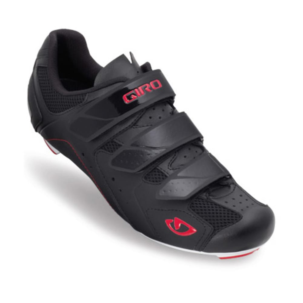 GIRO Men's Treble Bike Shoes - BLACK/WHITE