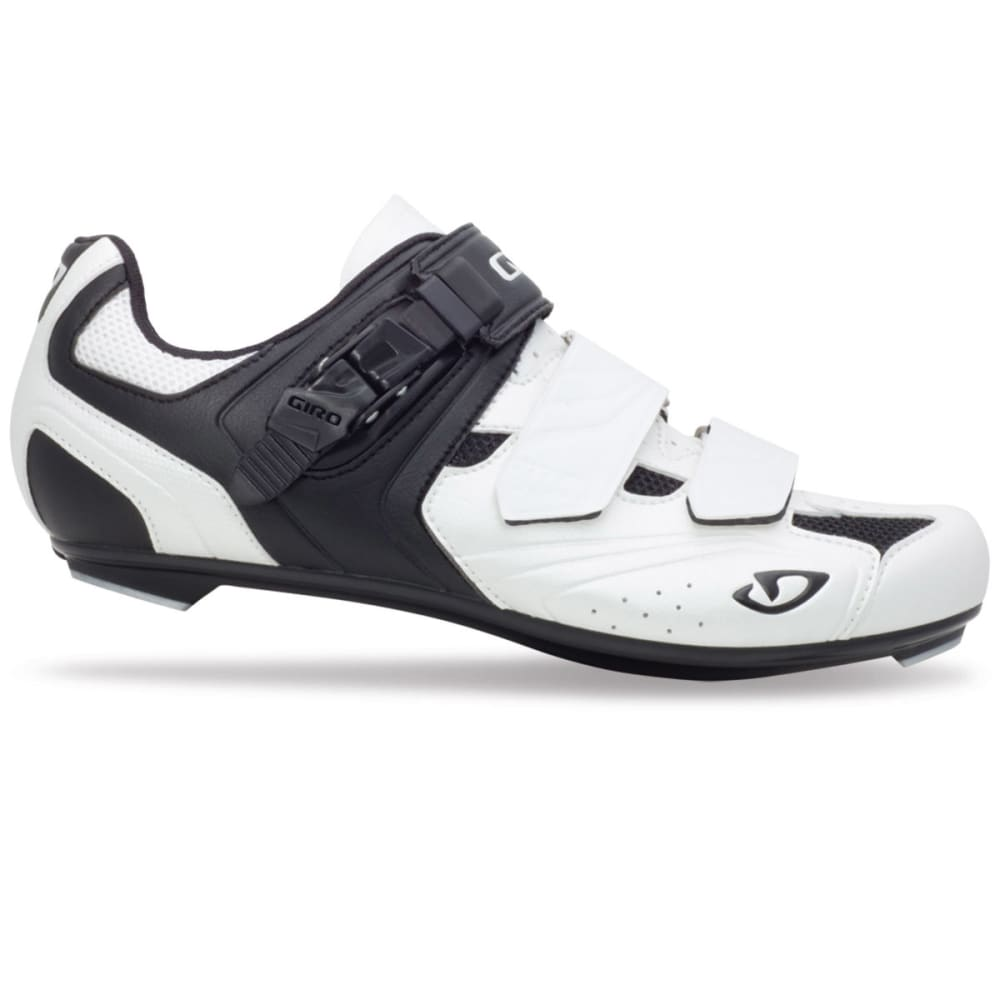 GIRO Men's Apeckx Bike Shoes - WHITE/BLACK