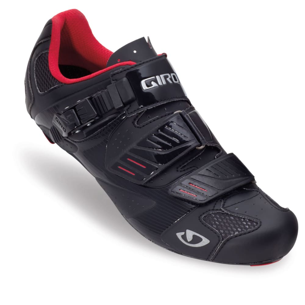 GIRO Men's Factor Bike Shoes - BLACK