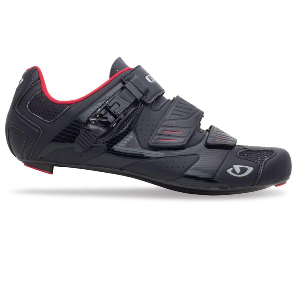 GIRO Men's Factor Bike Shoes - BLACK