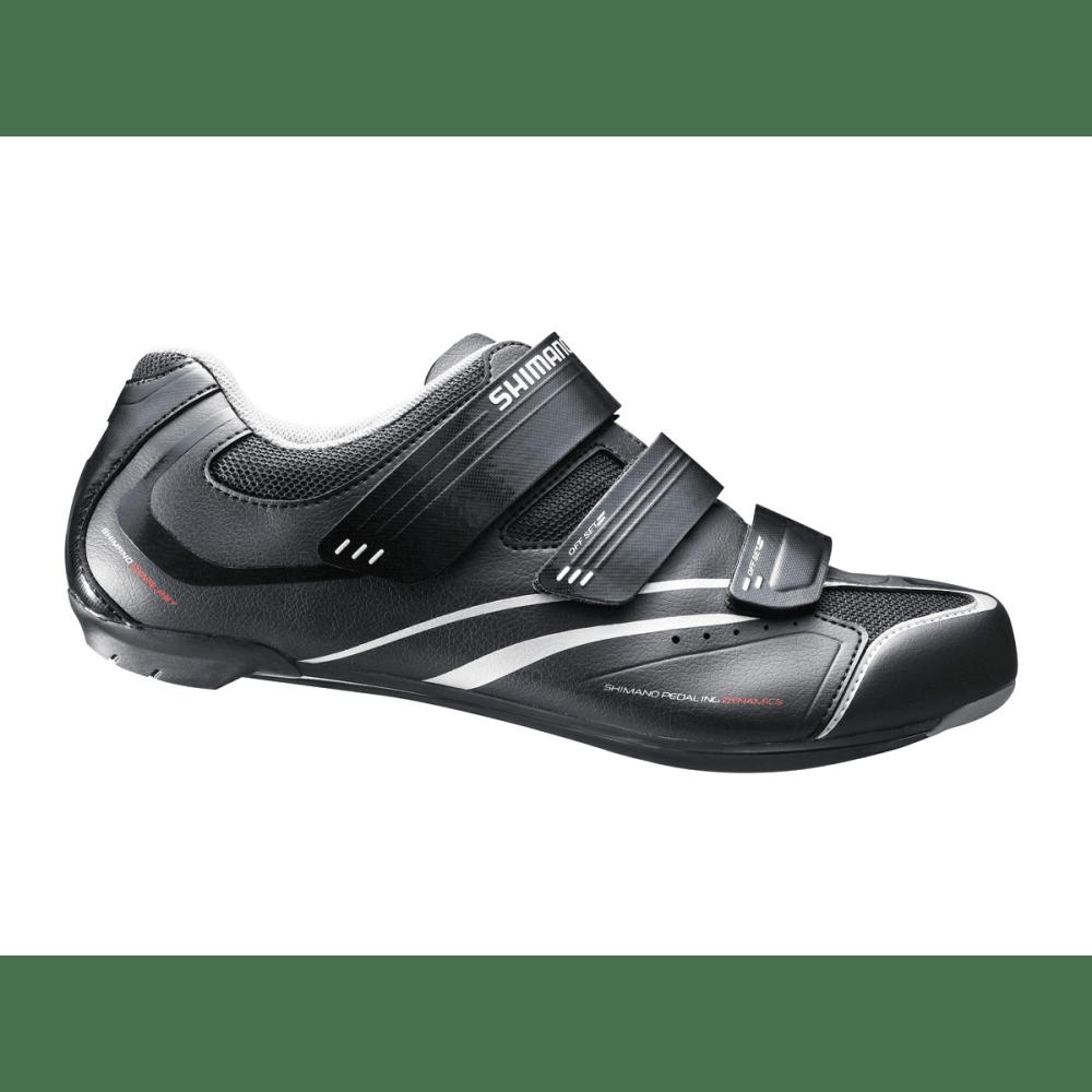 SHIMANO Men's R078 Bike Shoes - BLACK