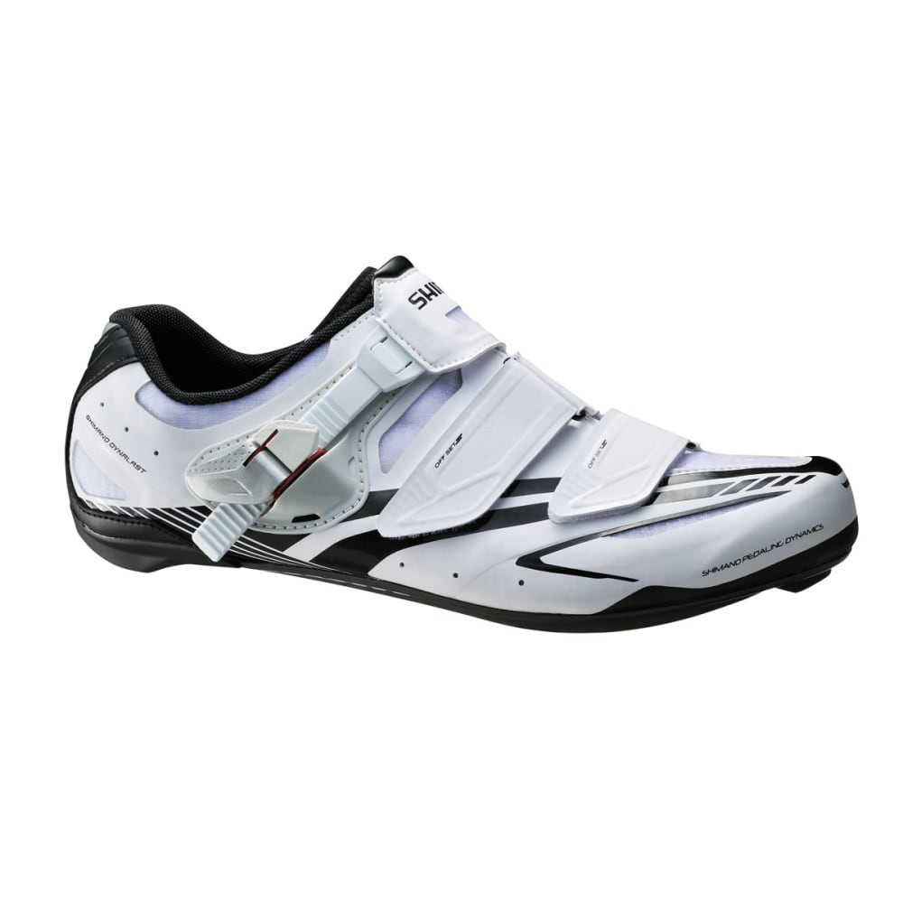SHIMANO Men's R170 Bike Shoes - WHITE