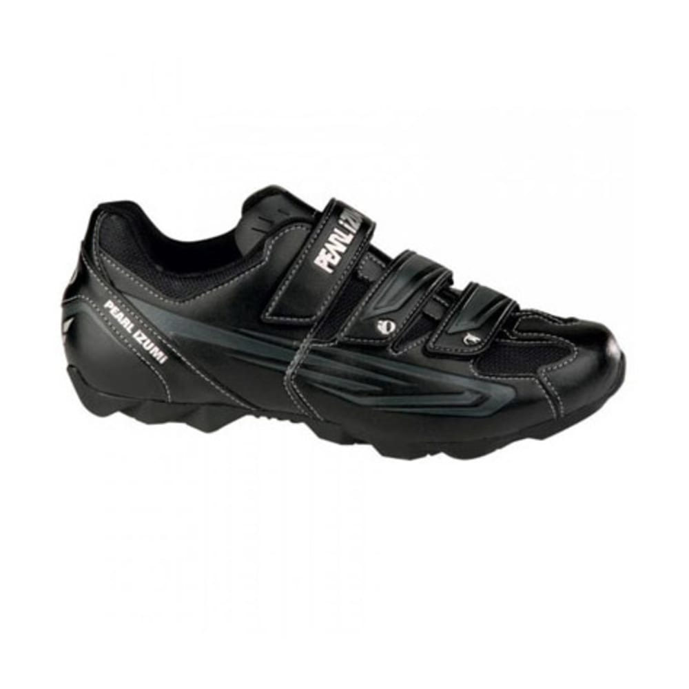 PEARL IZUMI Men's All Road II Bike Shoes - BLACK