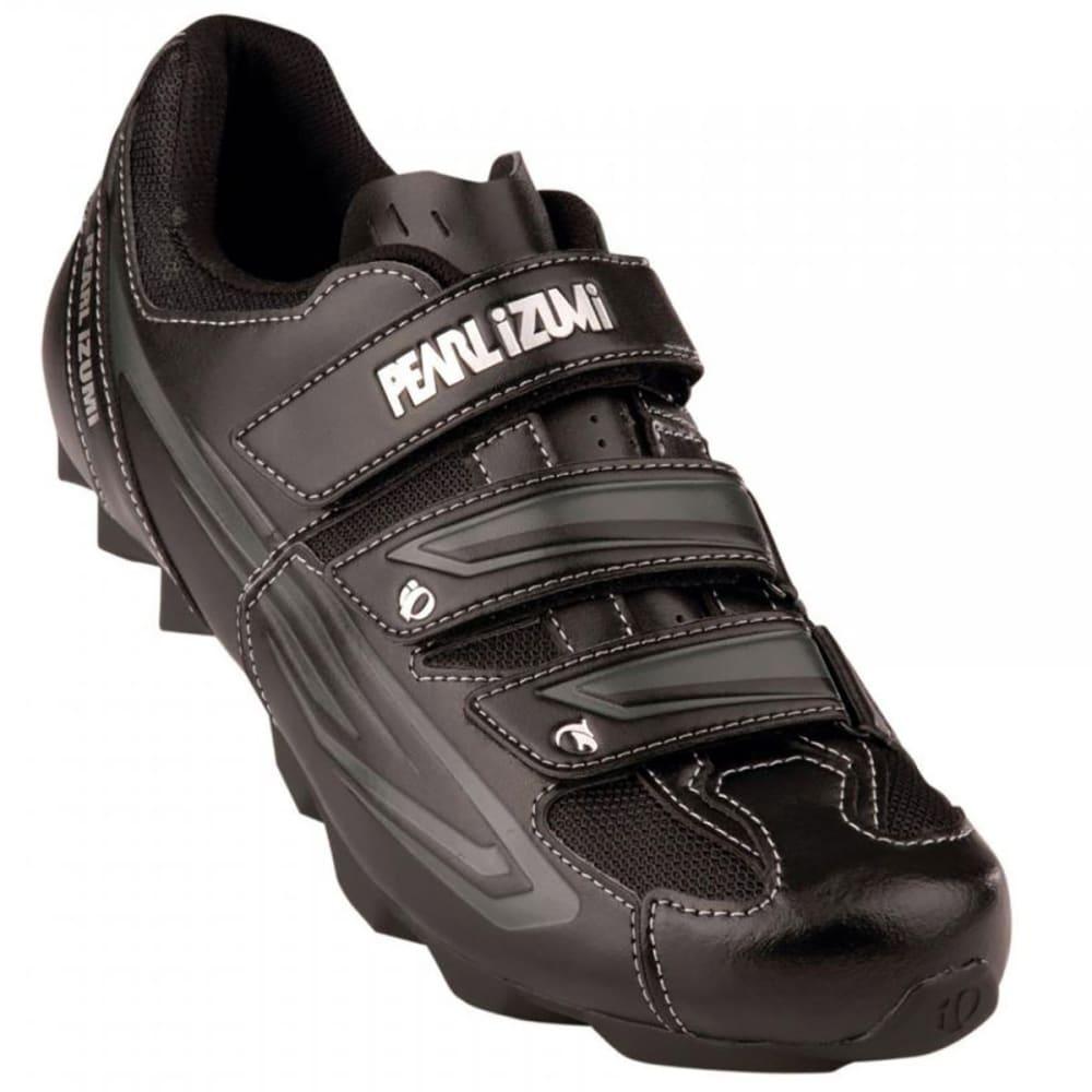 PEARL IZUMI Men's All Road II Bike Shoes - BLACK