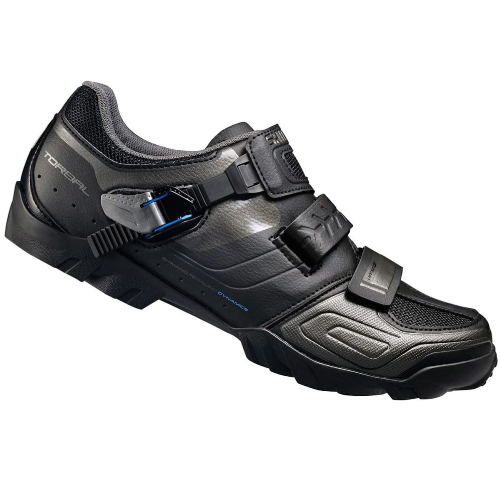 SHIMANO Men's M089 Bike Shoes - BLACK