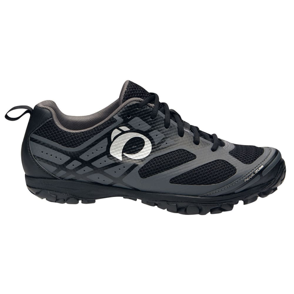 PEARL IZUMI Men's X Alp Seek VI Bike Shoes - BLACK