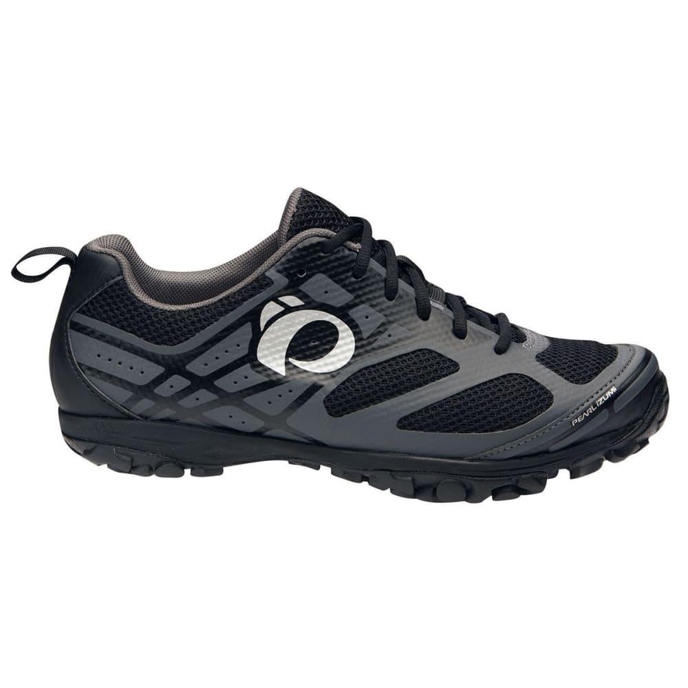 PEARL IZUMI Men's X Alp Seek VI Bike Shoes - BLACK
