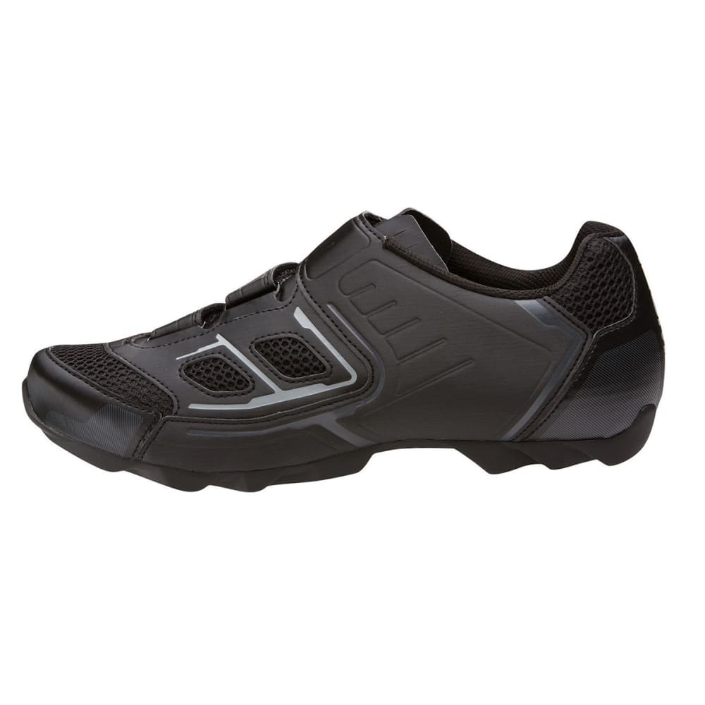PEARL IZUMI Men's All-Road III Bike Shoes - BLACK