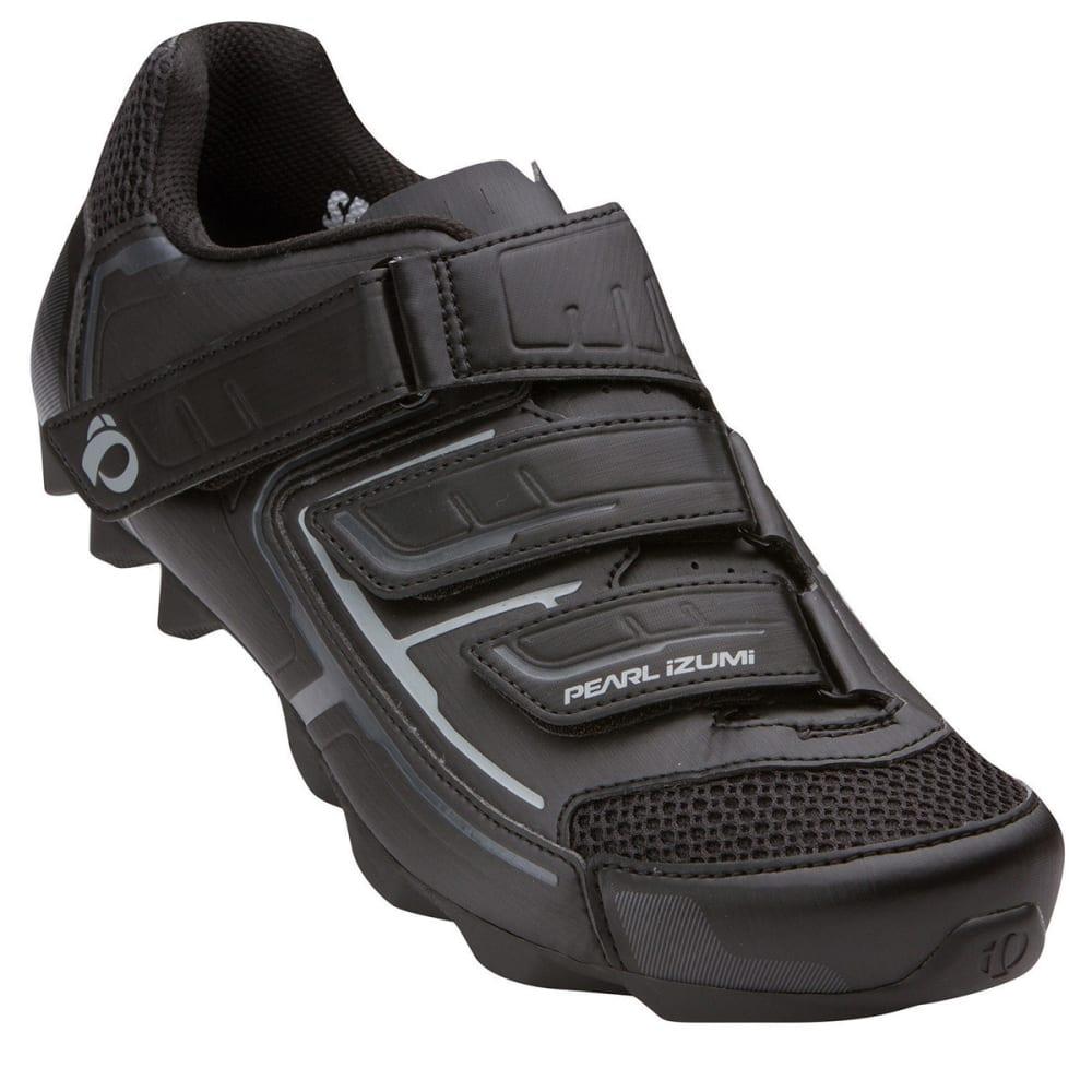 PEARL IZUMI Men's All-Road III Bike Shoes - BLACK