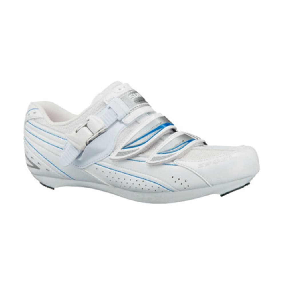 SHIMANO Women's WR41 Road Bike Shoes - WHITE