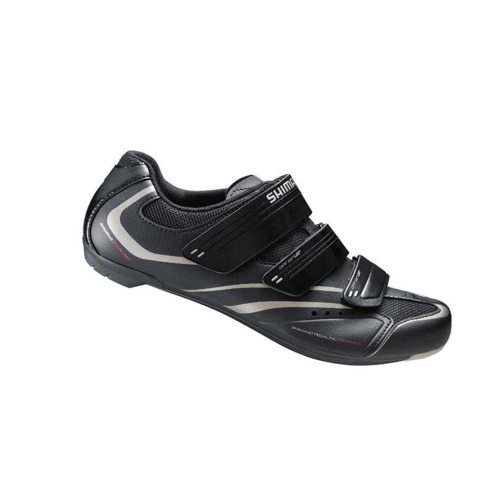 SHIMANO Women's WR32 Bike Shoes - BLACK