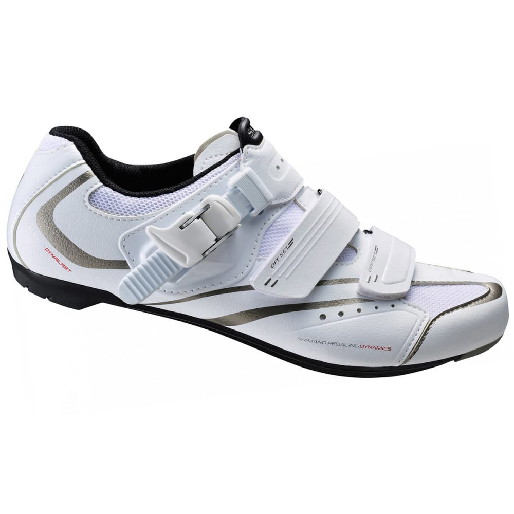 SHIMANO Women's WR42 Road Bike Shoes - WHITE