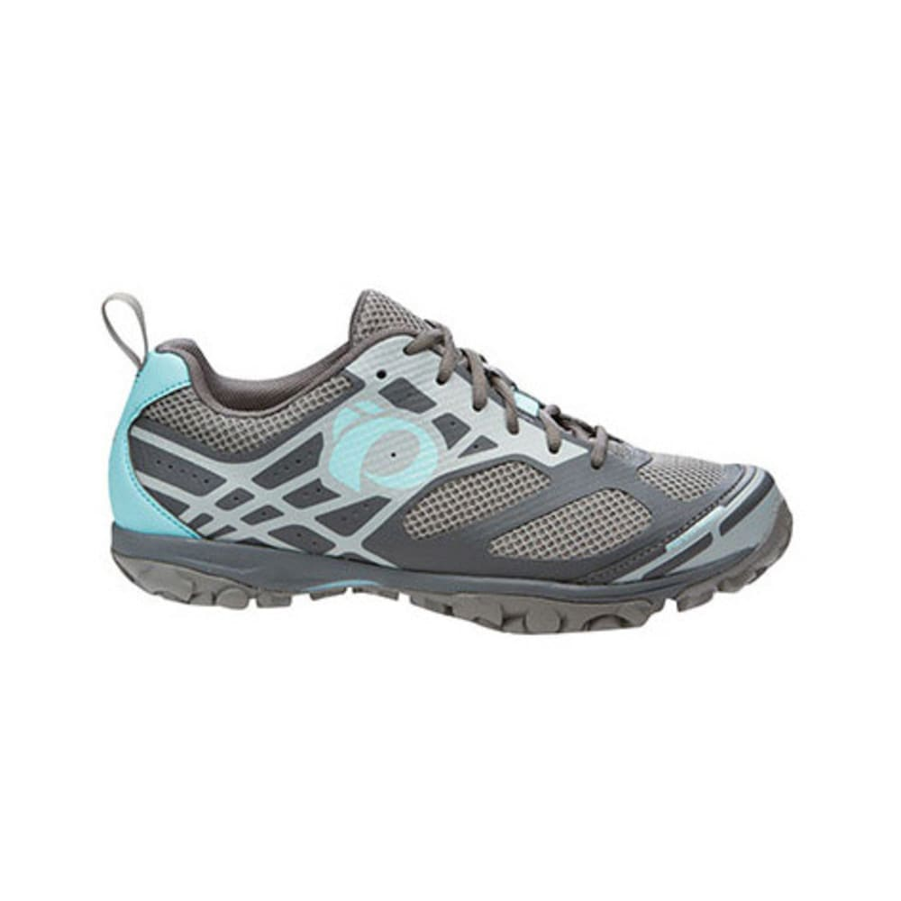 PEARL IZUMI Women's X Alp Seek VI Bike Shoes - GREY