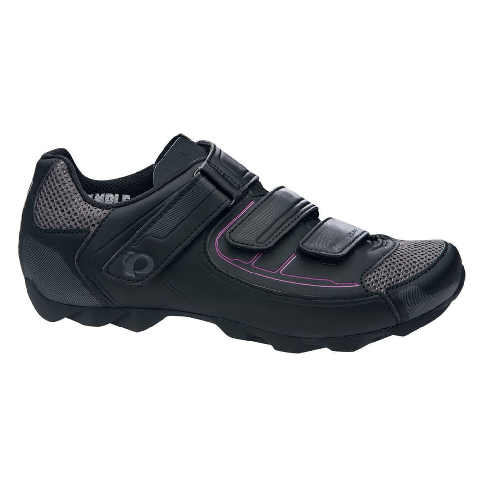 PEARL IZUMI Women's All-Road III Bike Shoes - BLACK