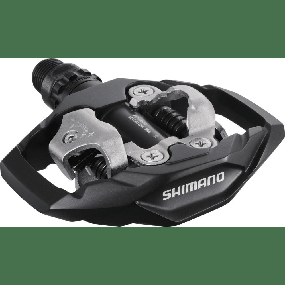 SHIMANO M530 Bike Pedals - BLACK
