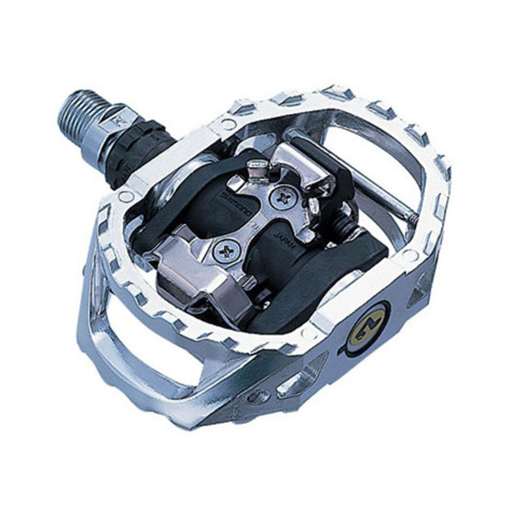 SHIMANO M545 Pedals - SILVER