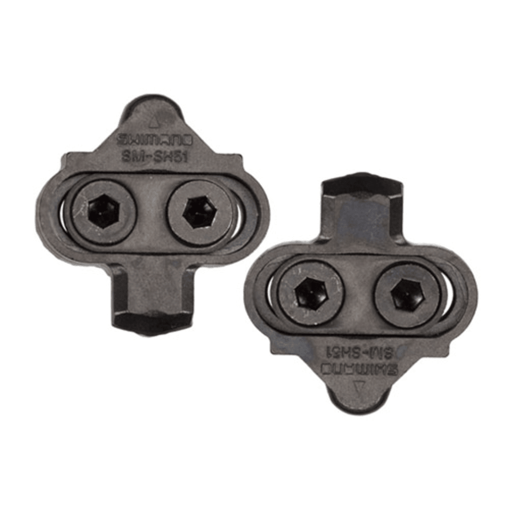 SHIMANO SH51 Bike Cleats - NONE