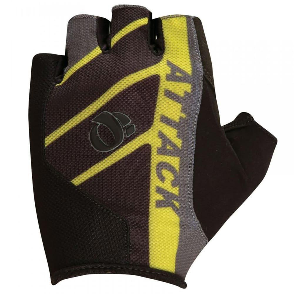 PEARL IZUMI Attack Bike Gloves - SCREAMING YELLOW
