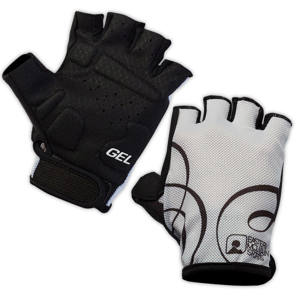 EMS Women's Gel Bike Gloves - BLACK/WHITE