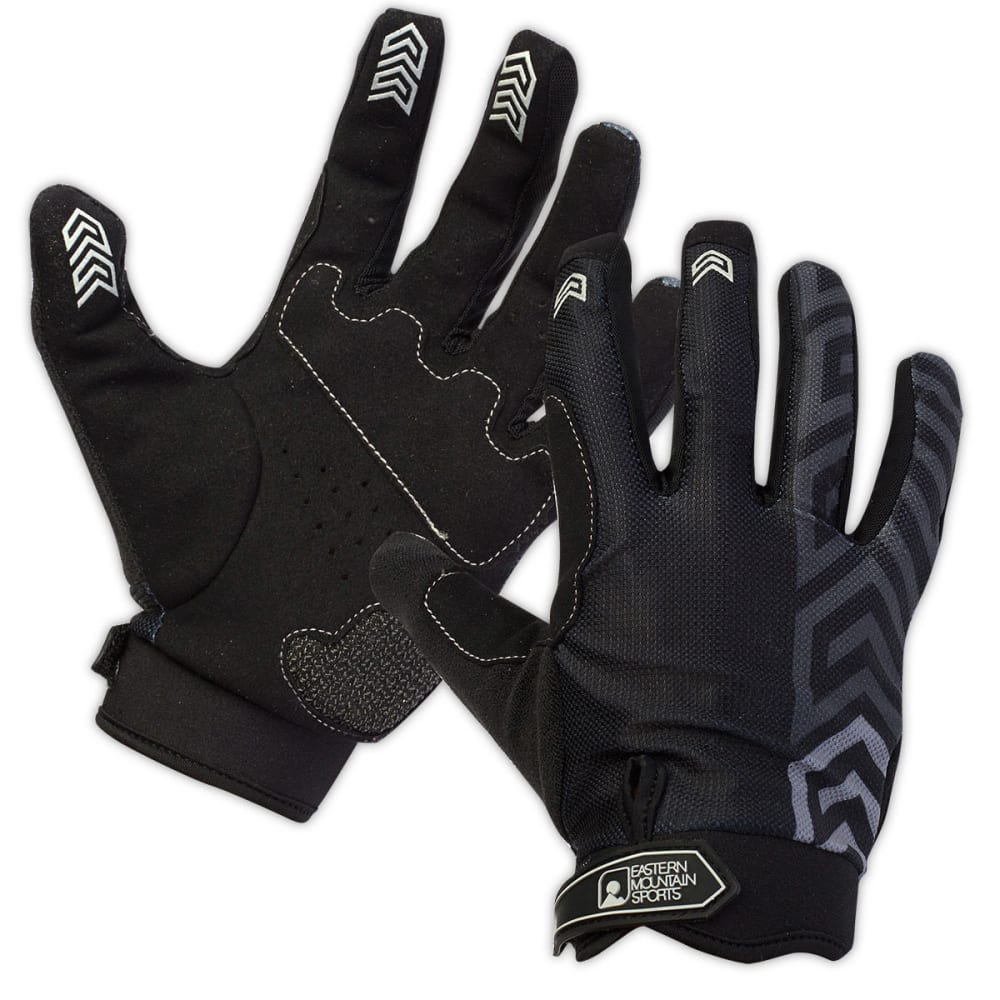 EMS Ranger Bike Gloves - BLACK