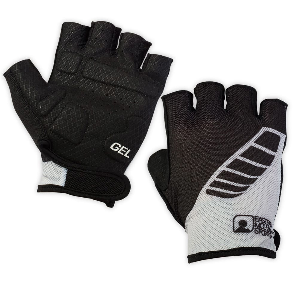 EMS Gel Bike Gloves - JET BLACK