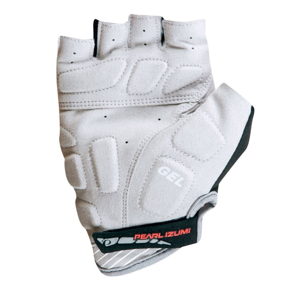 PEARL IZUMI Women's Elite Gel Bike Gloves - WHITE