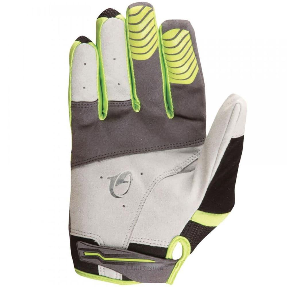 PEARL IZUMI Divide Bike Gloves - GREY/LIME