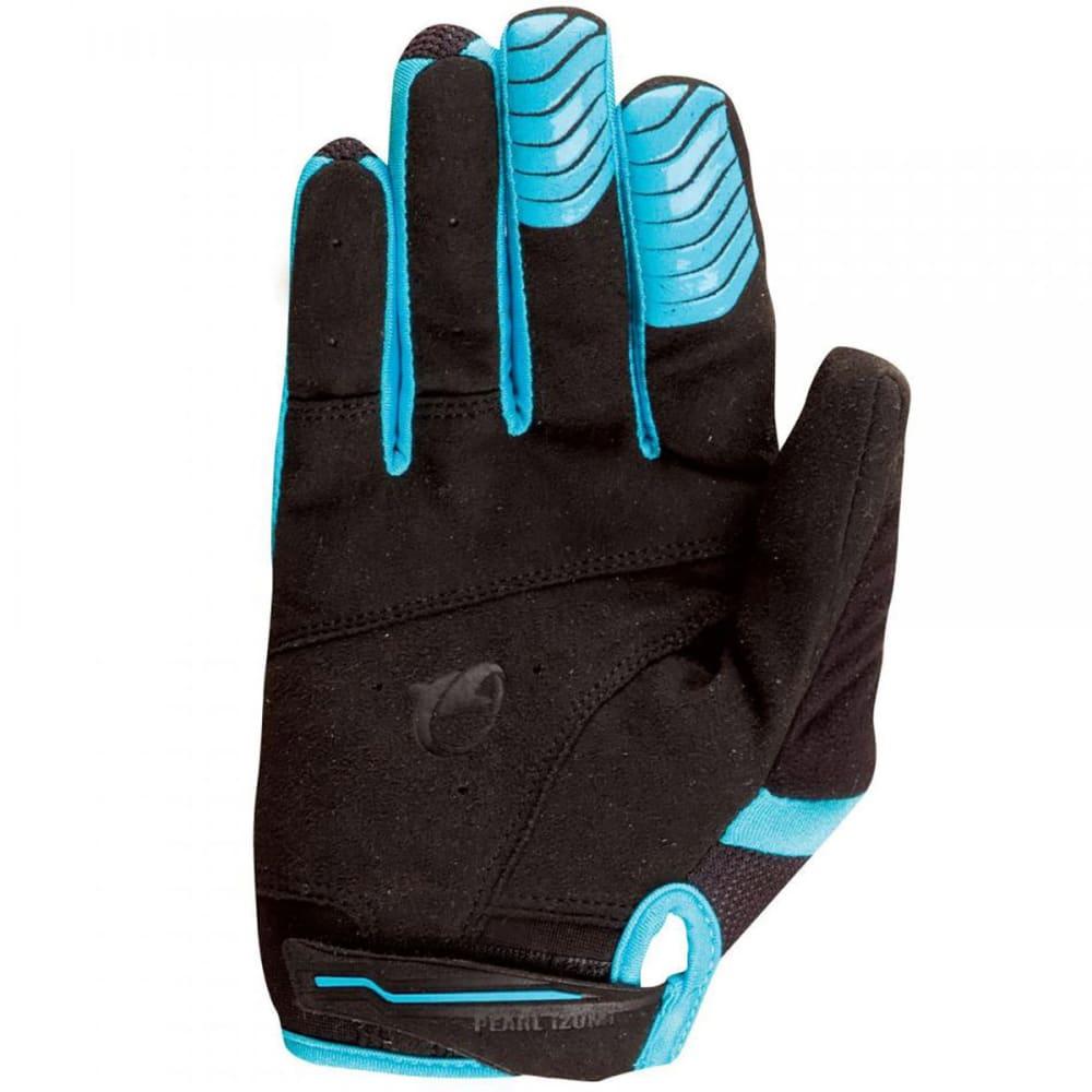 PEARL IZUMI Divide Bike Gloves - BLACK/BLUE