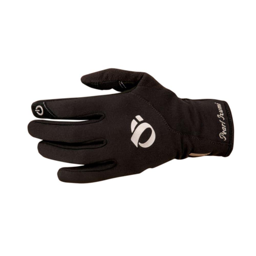 PEARL IZUMI Women's Thermal Conductive Gloves - BLACK