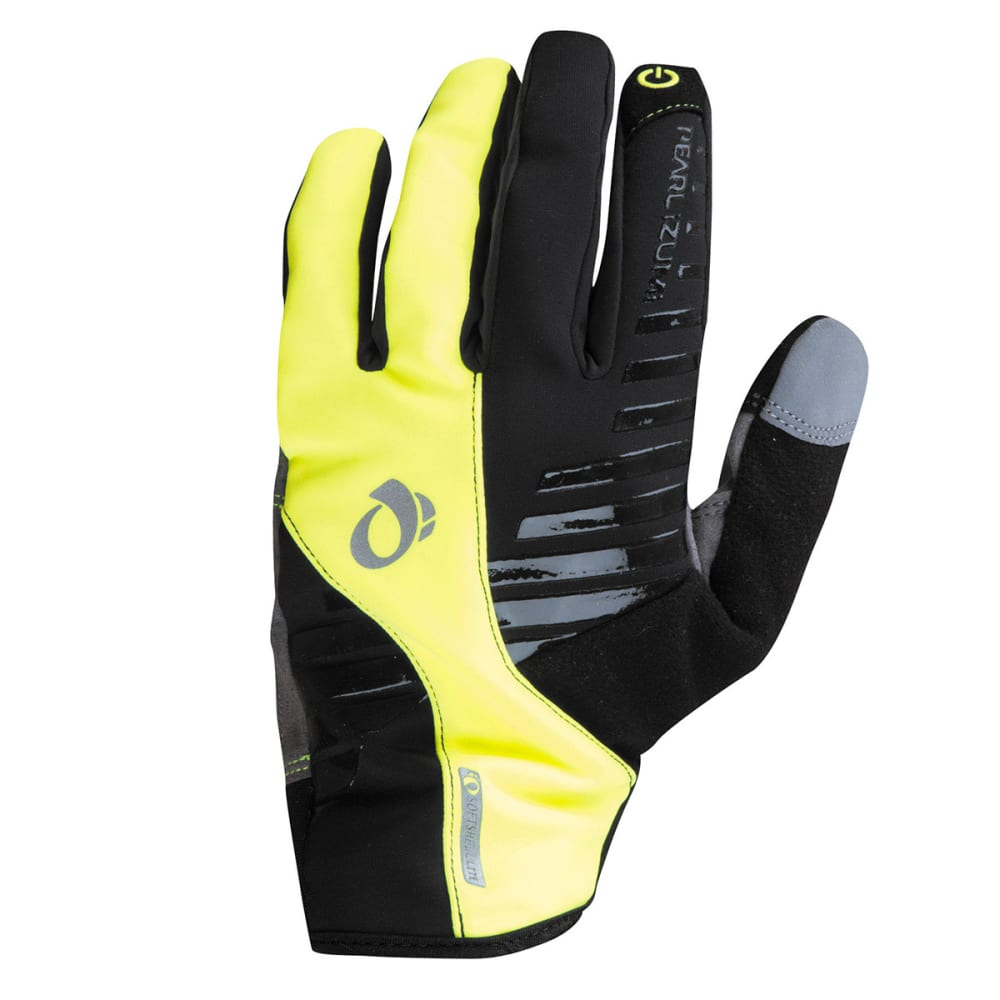 PEARL IZUMI Cyclone Gel Gloves, Screaming Yellow - SCREAMING YELLOW