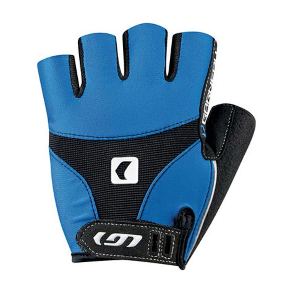 LOUIS GARNEAU 12 AC Air Gel Bike Gloves - BLUE/BLACK