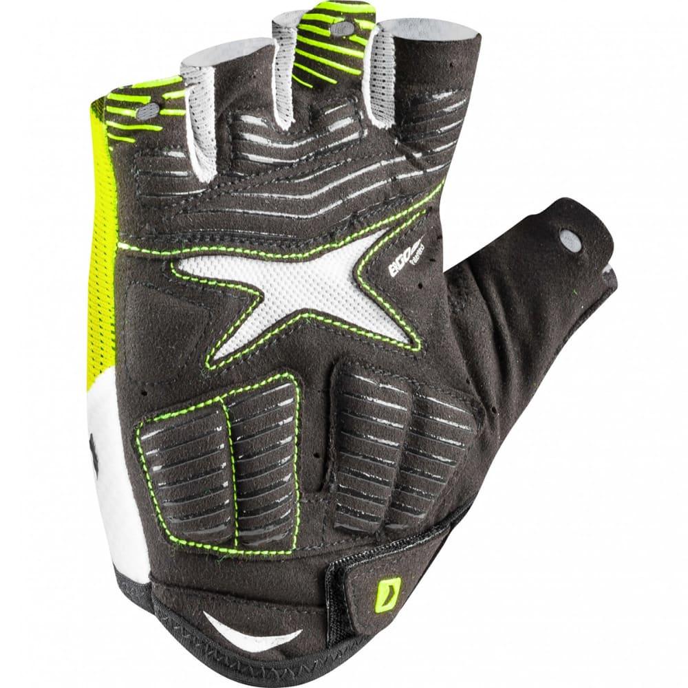 LOUIS GARNEAU Nimbus Evo Gloves - WHITE/YELLOW