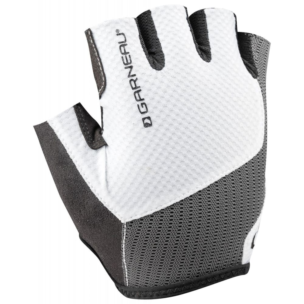 LOUIS GARNEAU Nimbus Evo Gloves - WHITE/GREY
