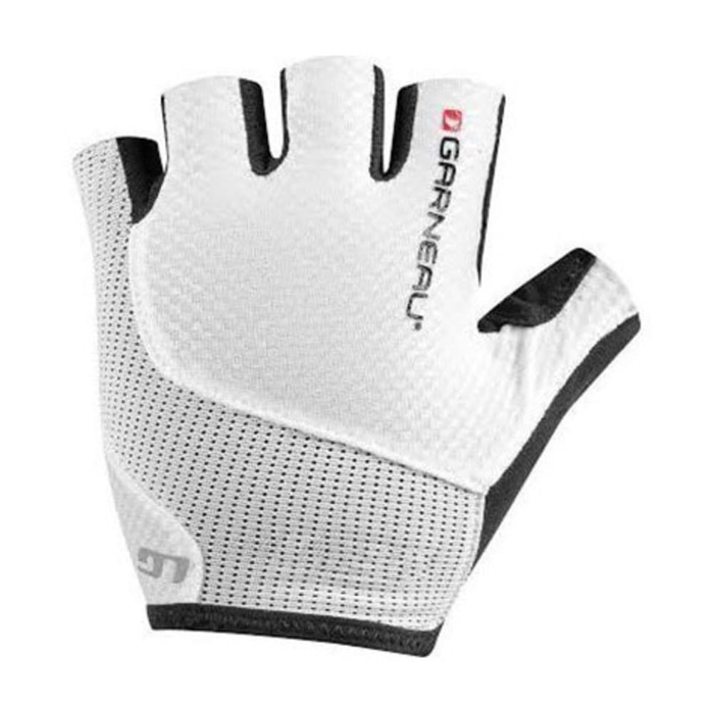 LOUIS GARNEAU Women's Nimbus Evo Bike Gloves - WHITE