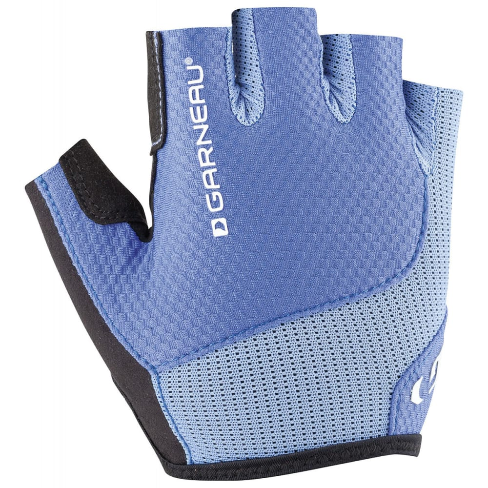 LOUIS GARNEAU Women's Nimbus Evo Bike Gloves - DAZZLING BLUE