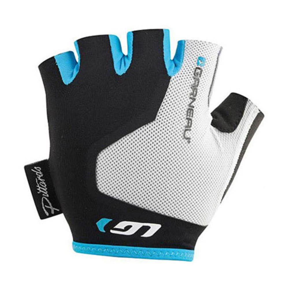 LOUIS GARNEAU Women's Mondo 2 Bike Gloves - WHITE/BLACK