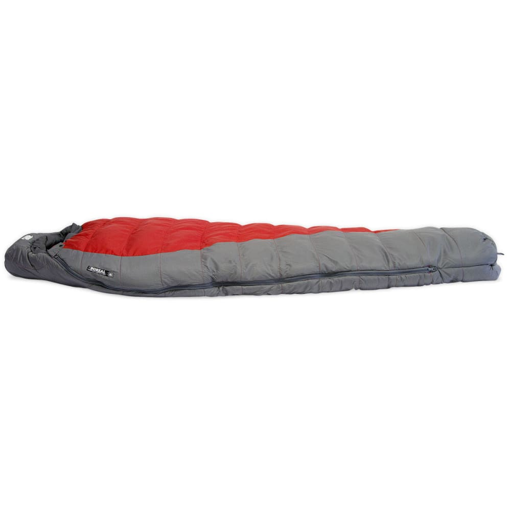 Ems Boreal 0 Deg Sleeping Bag Regular Pompeian Red