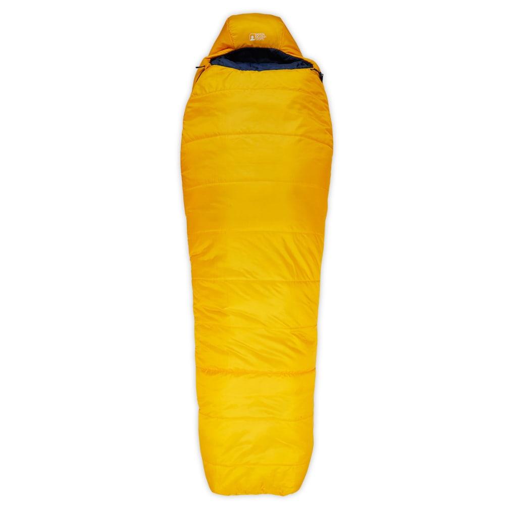 EMS Solstice 0° Sleeping Bag, Long - GOLD FUSION