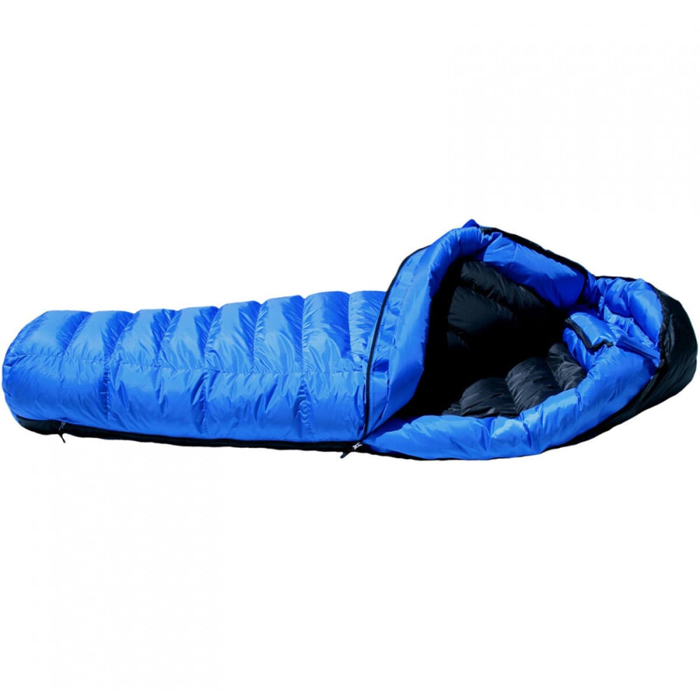 WESTERN MOUNTAINEERING Puma GWS Sleeping Bag, Regular - BLUE
