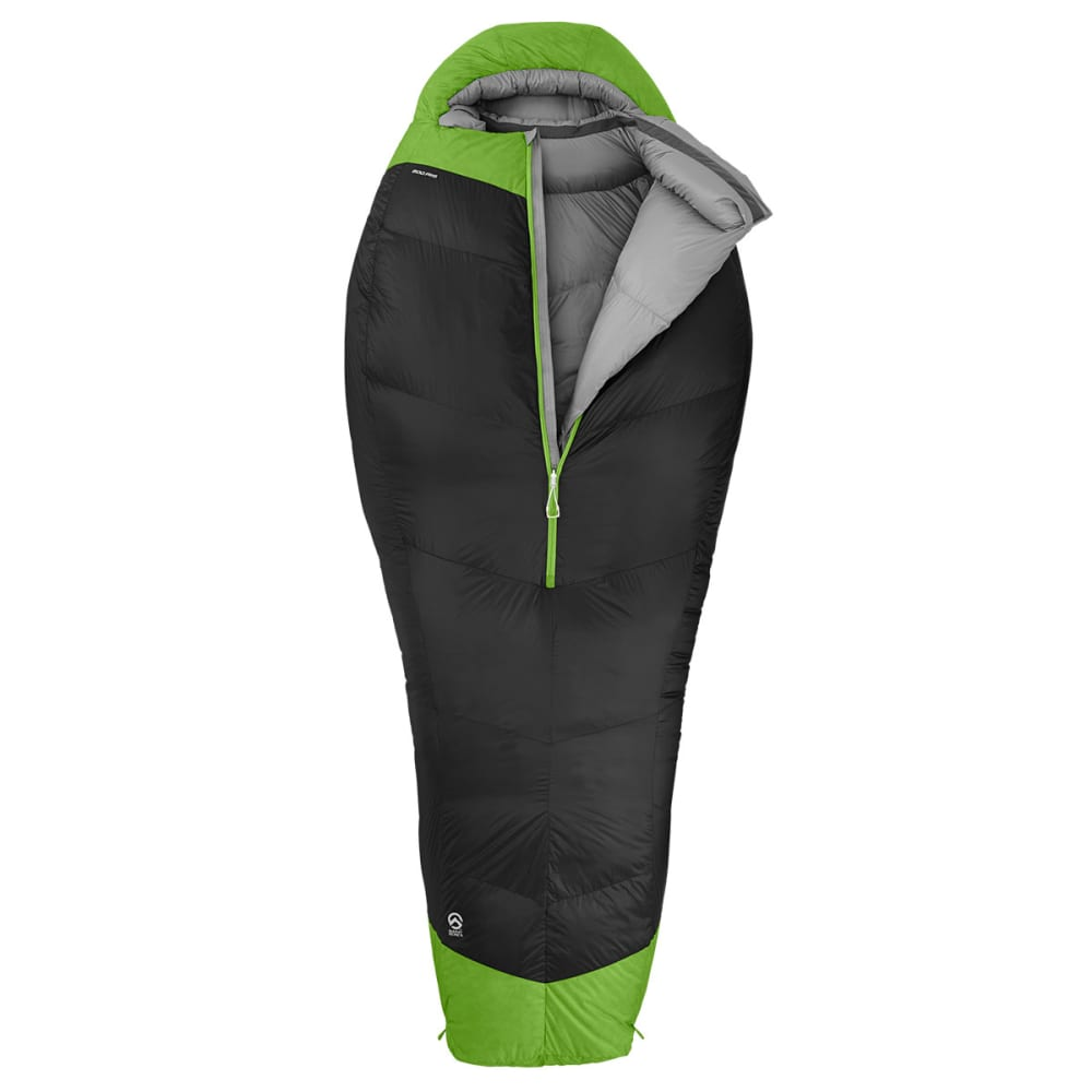 The North Face Inferno 0F Down Sleeping Bag - ASPHALT GREY