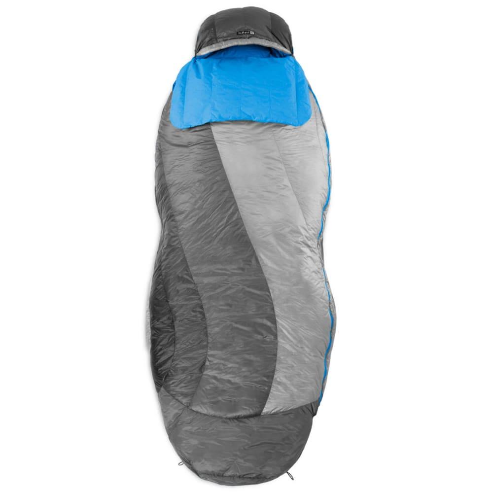 NEMO Rhythm 40° Sleeping Bag, Long - ALUMINUM