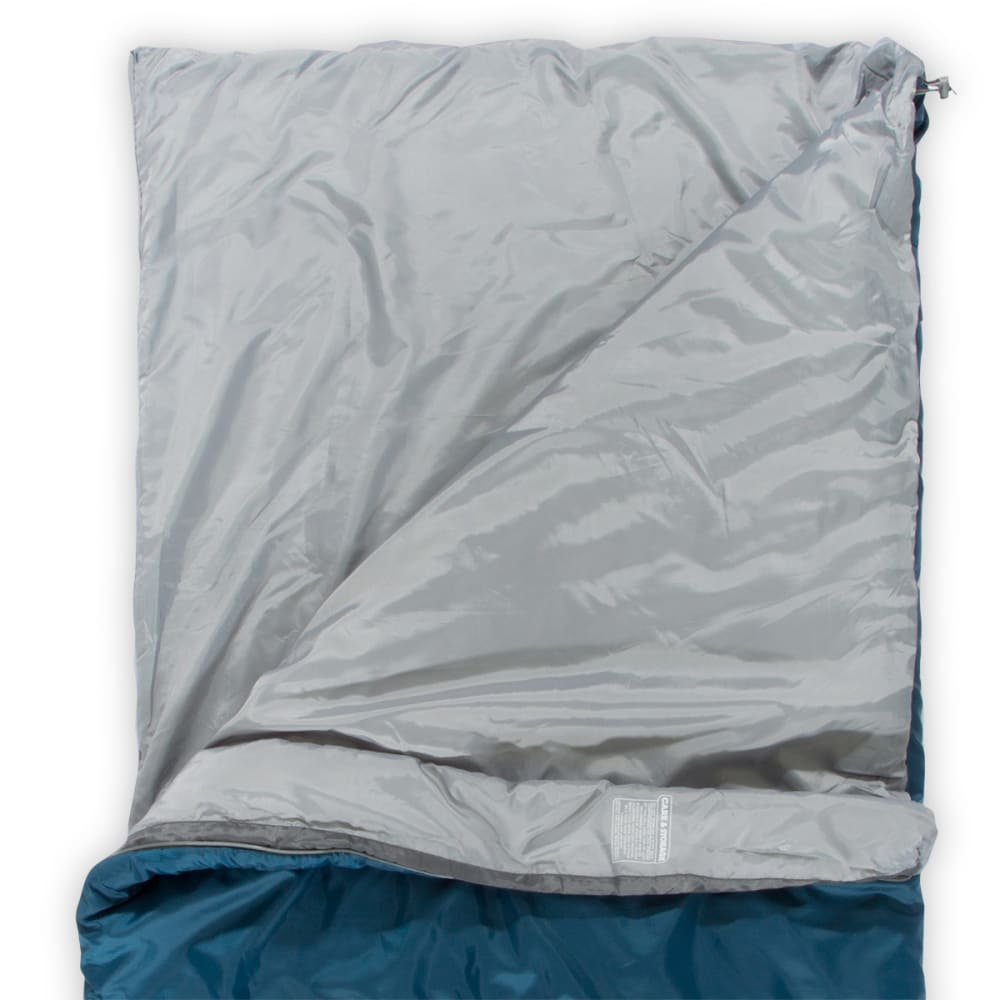 EMS Ramble 40° Sleeping Bag, Short - MAJOLICA BLUE
