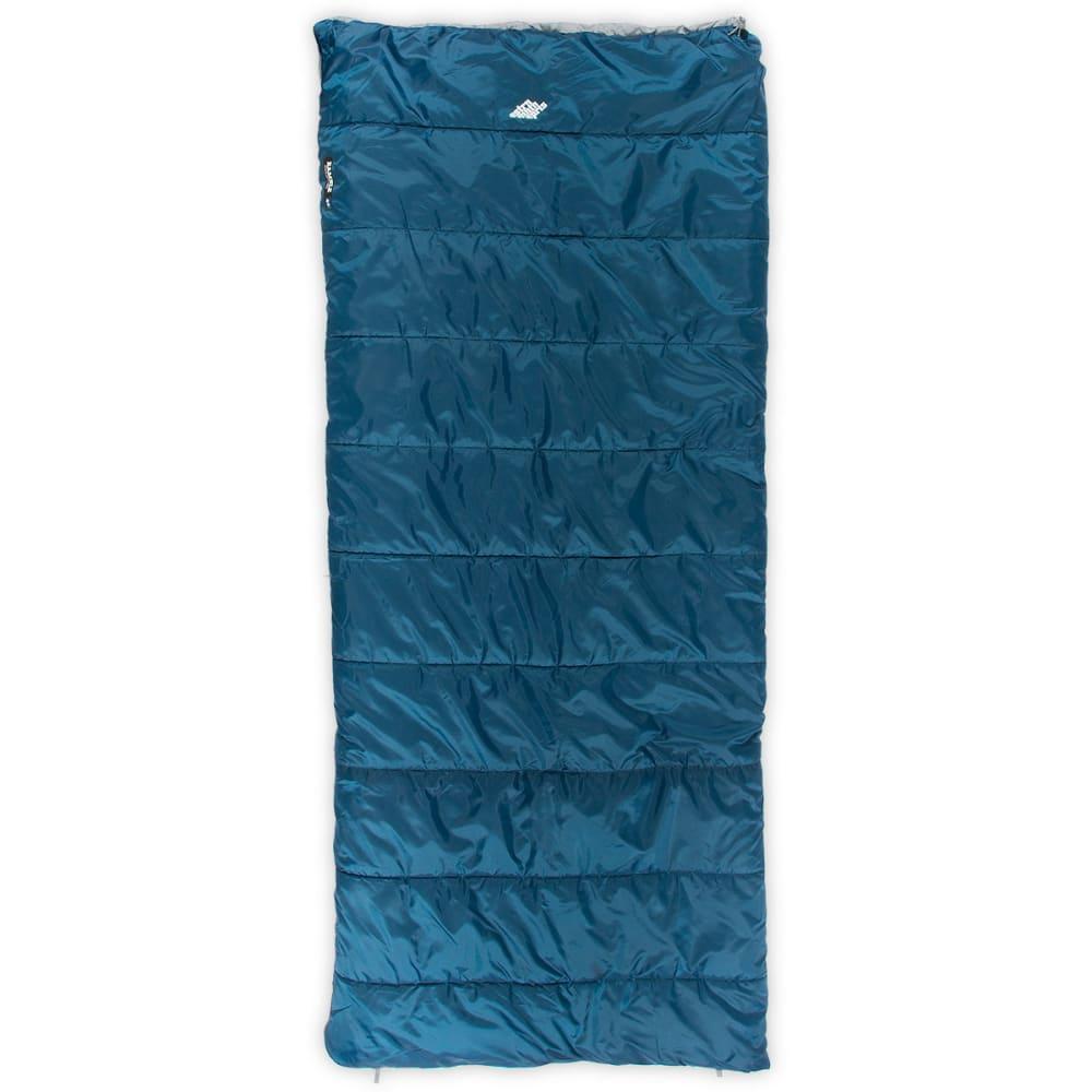 EMS Ramble 40° Sleeping Bag, Short - MAJOLICA BLUE