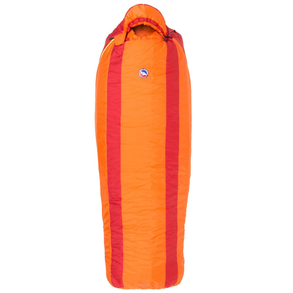 BIG AGNES Gunn Creek 30° Sleeping Bag 2014, Regular - ORANGE
