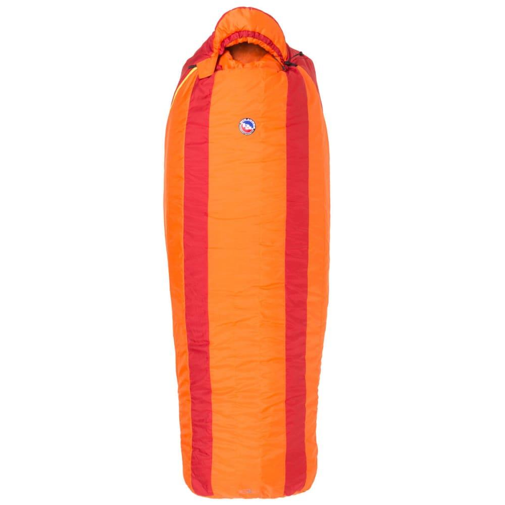 BIG AGNES Gunn Creek 30° Sleeping Bag 2014, Regular - ORANGE