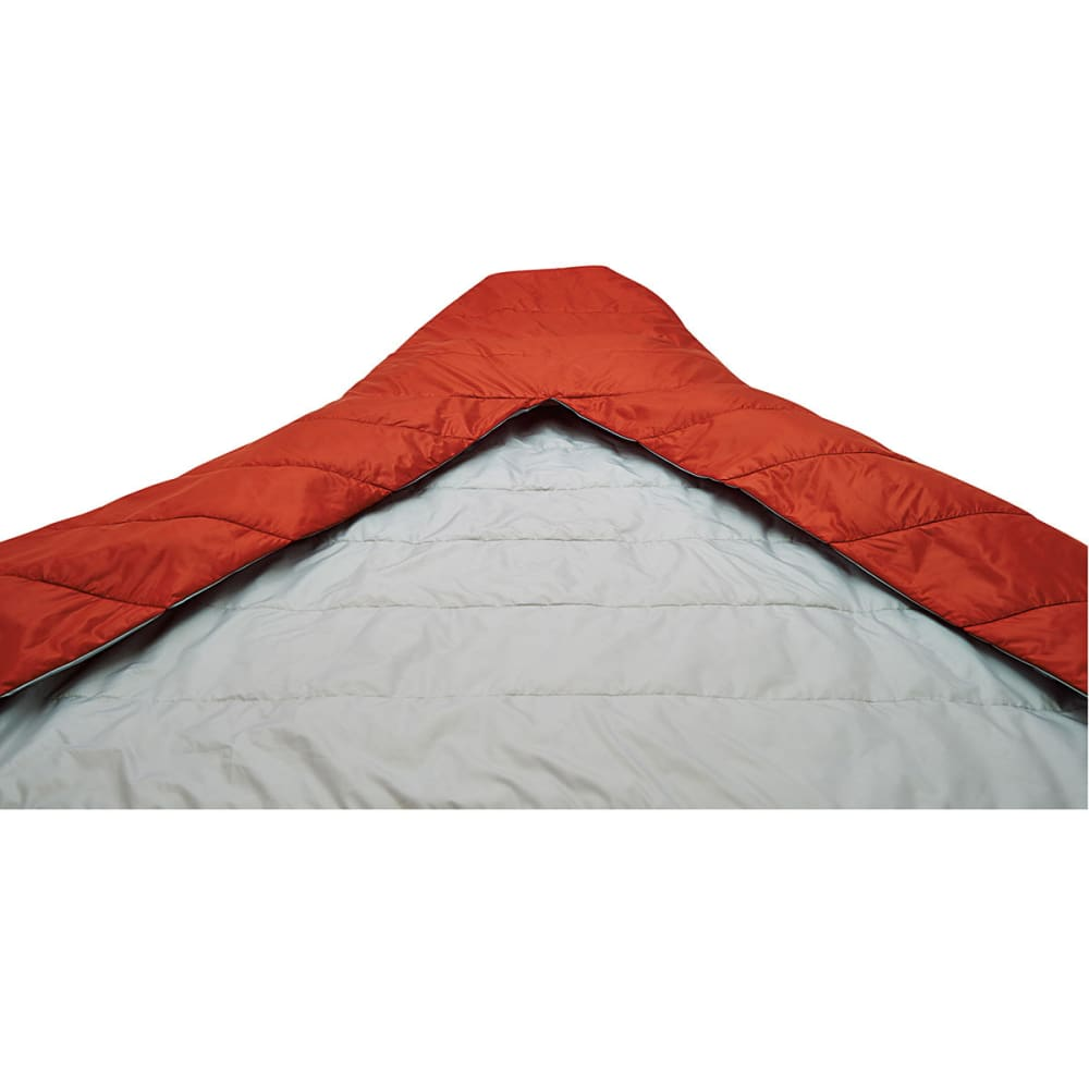 SIERRA DESIGNS 1.5 Season Backcountry Quilt SYN Sleeping Bag - POMPEIAN RED