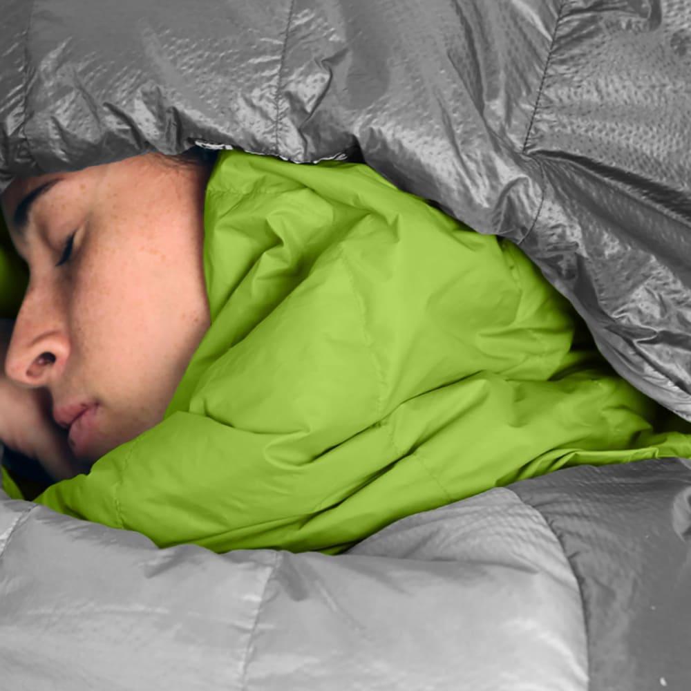 NEMO Nocturne 15° Sleeping Bag, Long - ALUMINUM
