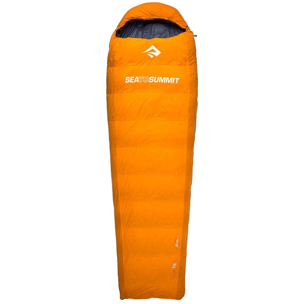 SEA TO SUMMIT Trek TkII Sleeping Bag, Regular - BLACK