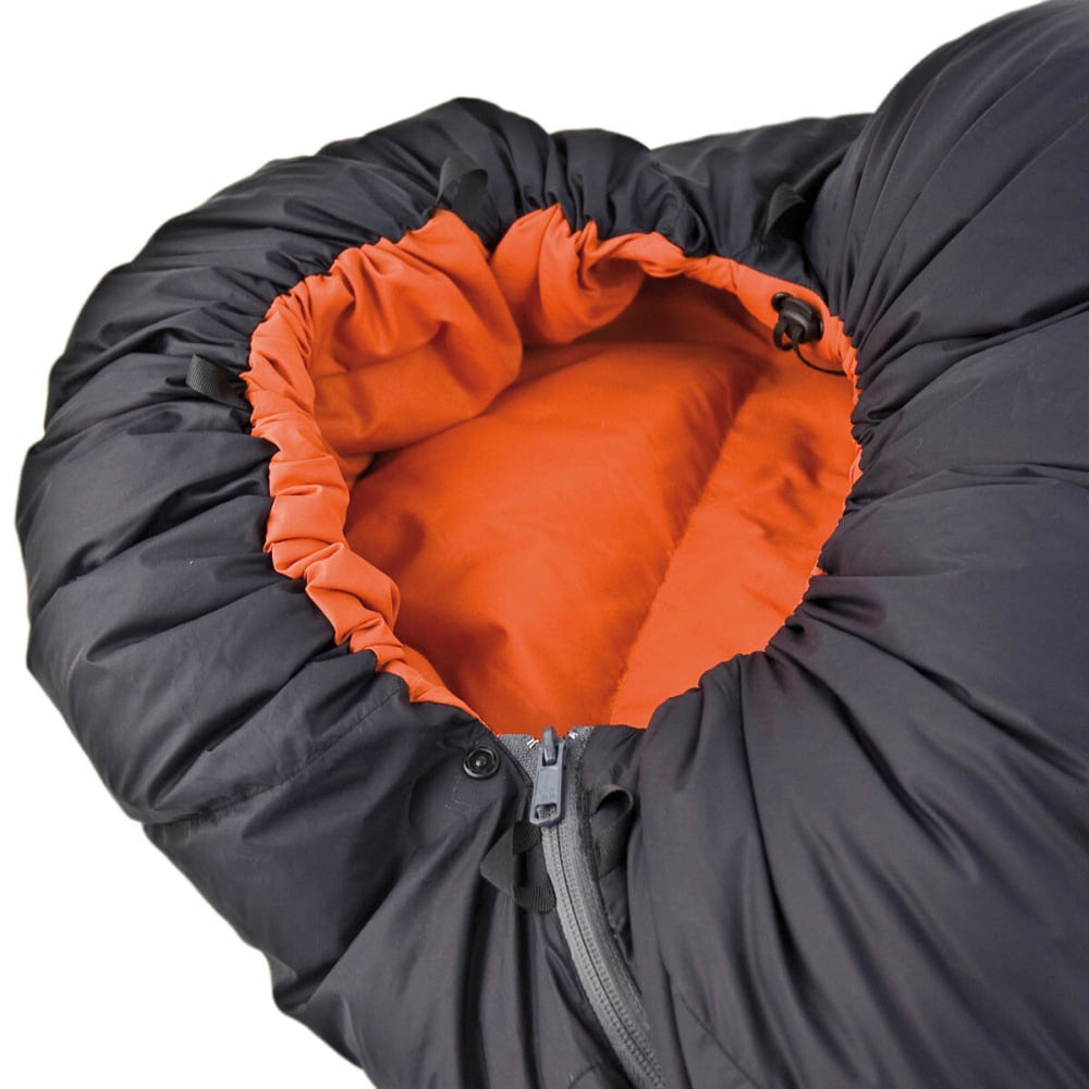 SEA TO SUMMIT Trek TkII Sleeping Bag, Long - BLACK